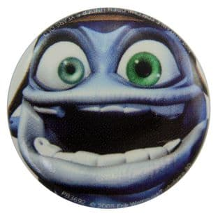 Crazy Frog - Button Badge