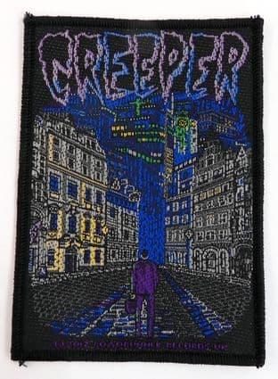 Creeper - 'Eternity in Your Arms' Woven Patch