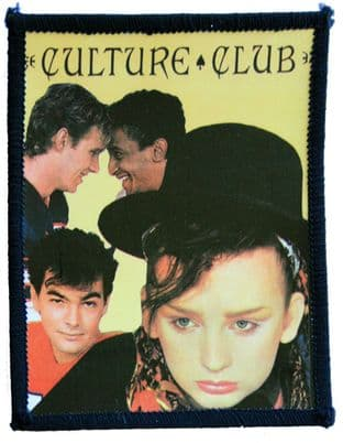 Culture Club - 'George and Band' Photo Patch