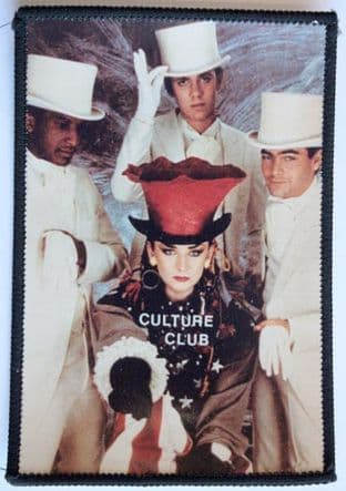 Culture Club - 'Top Hats' Photo Patch