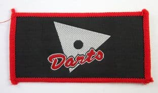 Darts - 'Logo' Woven Patch