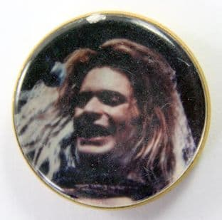 David Lee Roth - 'On Stage' Vintage Badge