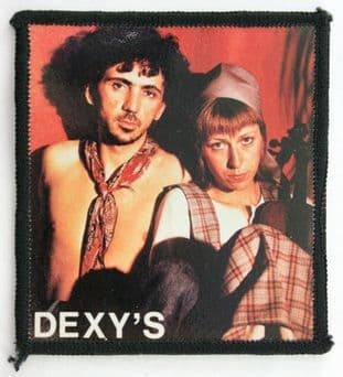Dexy's Midnight Runners - 'Kevin and Helen' Photo Patch