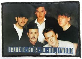 Frankie Goes to Hollywood - 'Group' Photo Patch