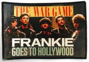 Frankie Goes to Hollywood - 'The War Game' Photo Patch