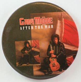 Gary Moore - 'After the War' 56mm Badge