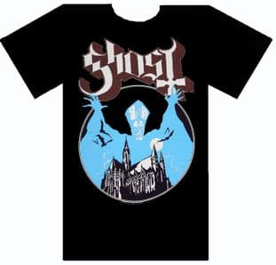 Ghost - 'Opus Eponymous' T.Shirt