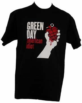 Green Day - 'American Idiot' T.Shirt