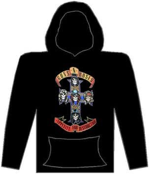 Guns N'Roses - 'Appetite for Destruction' Hoodie