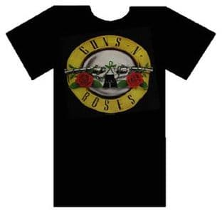 Guns N'Roses - 'Logo' T.Shirt