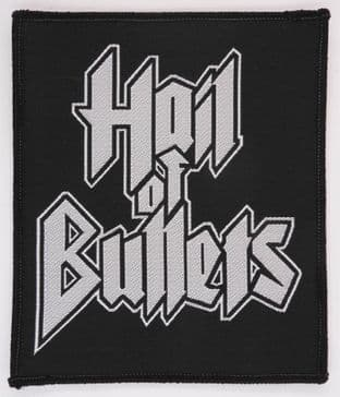 Hail of Bullets - 'Logo' Woven Patch
