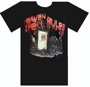 Heaven and Hell - 'Rules' T.Shirt