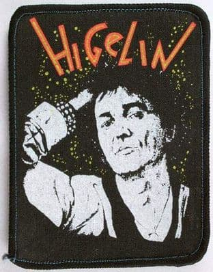 Higelin - 'Jacques Higelin' Printed Patch