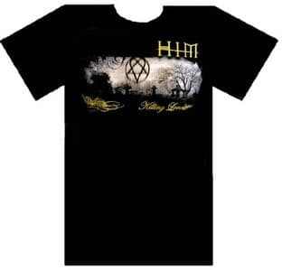 HIM - Killing Loneliness T.Shirt