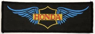 Honda - 'Wings' Woven Patch