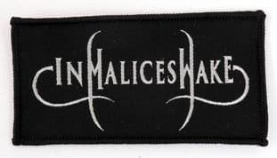 In Malice's Wake - 'Logo' Woven Patch