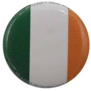 Ireland Flag - Button Badge