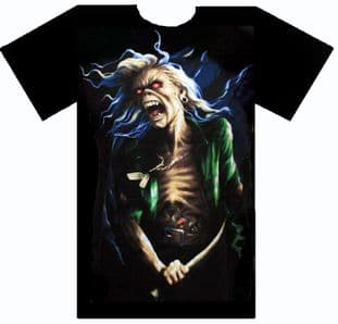 Iron Maiden - 'Benjamin / Final Frontier' T.Shirt