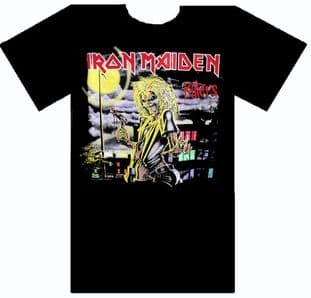 Iron Maiden - 'Killers' T.Shirt