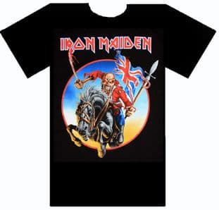 Iron Maiden - 'The Trooper' T.Shirt