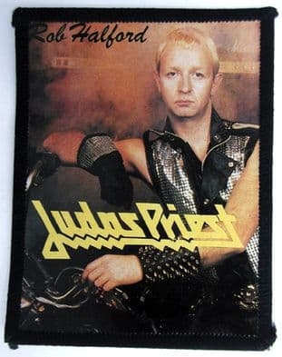 Judas Priest - 'Rob Halford' Photo Patch