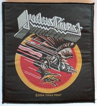 Judas Priest - 'Screaming for Vengeance' Woven Patch