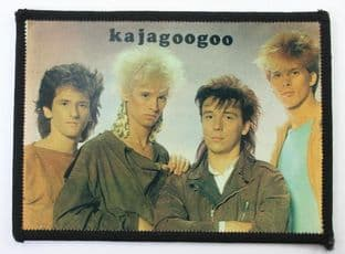 Kajagoogoo - 'Group' Photo Patch
