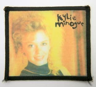 Kylie Minogue - 'Yellow' Printed Patch