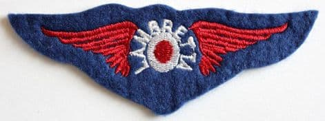 Lambretta - 'Wings' Embroidered Patch