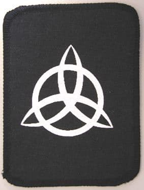 Led Zeppelin - 'John Paul Jones Symbol' Printed Patch