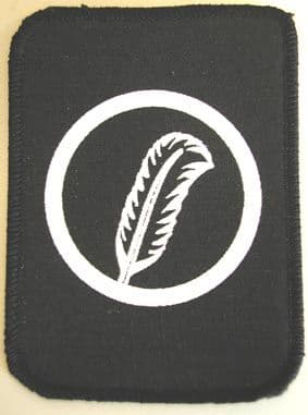 Led Zeppelin - 'Robert Plant Symbol' Printed Patch