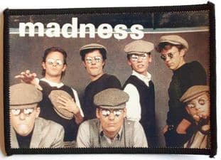 Madness - 'Caps' Photo Patch