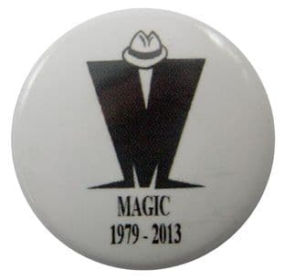 Madness - 'Magic 1979 - 2013' Button Badge