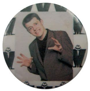 Madness - 'Suggs Grey Suit' Button Badge