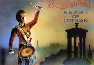 Marillion - 'Heart of Lothian' Postcard