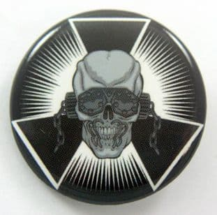 Megadeth - 'Vic Nuclear' 32mm Badge