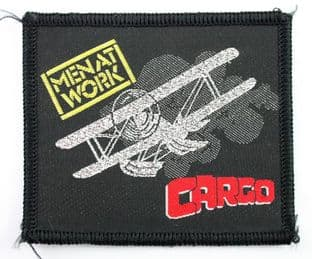 Men at Work - 'Cargo' Woven Patch