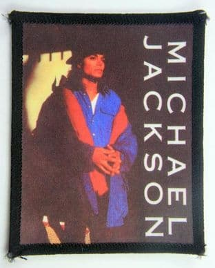 Michael Jackson - 'Hands' Printed Patch