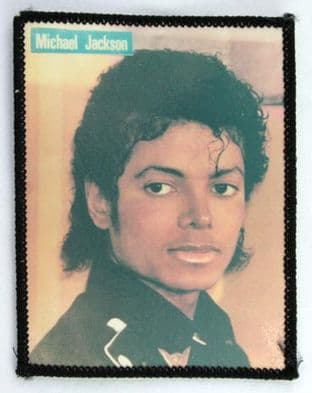 Michael Jackson - 'Head' Photo Patch