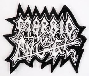 Morbid Angel - 'Logo' Embroidered Patch