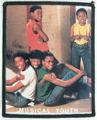 Musical Youth - 'Group' Photo Patch