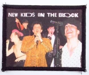 New Kids on the Block - 'Group' Printed Patch