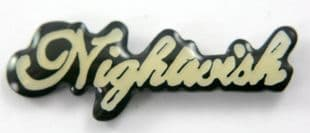 Nightwish - 'Logo' Enamel Pin Badge