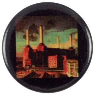Pink Floyd - 'Animals 2' Button Badge