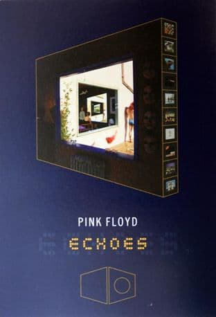 Pink Floyd - 'Echoes' Postcard