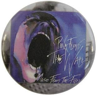 Pink Floyd - 'Music From the Film' Button Badge