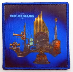 Pink Floyd - 'Relics' Printed Patch