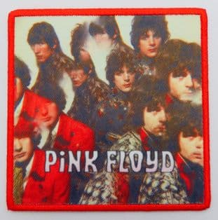 Pink Floyd - 'The Piper at the Gates of Dawn' Printed Patch