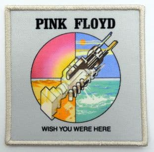 Pink Floyd - 'Wish You Were Here 1' Printed Patch