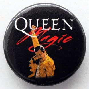 Queen - 'Magic' 32mm Badge
